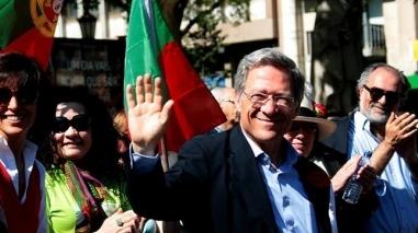 Fernando Nobre reúne com Pulido Valente e faz campanha em Beja