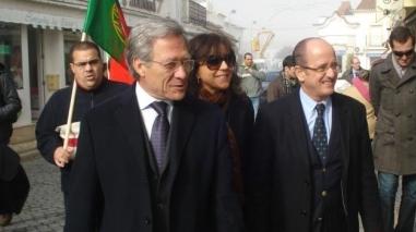 Fernando Nobre visitou Beja e recebeu muitas promessas de voto