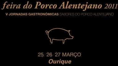 Ourique apresenta nova imagem oficial da Feira do Porco Alentejano