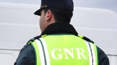 GNR detém ferido em acidente perto de Ourique por ter bolotas de haxixe no corpo