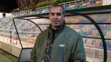 Francisco Fernandes é o novo treinador do FC Castrense