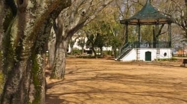 Jardim Público de Beja reabre ao público esta segunda-feira