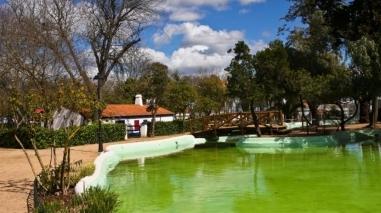 """Câmara de Beja e LNEG dinamizam projecto """"Pegada Geológica"""" no Jardim Público"""