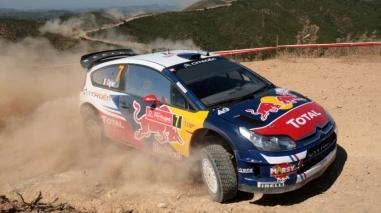 Rally de Portugal traz emoção e adrenalina a Almodôvar e Ourique