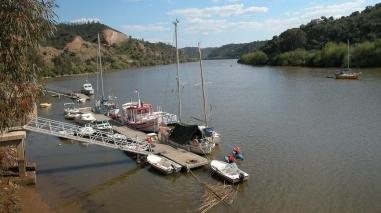 Festival gastronómico no Pomarão dá a provar sabores do peixe do rio