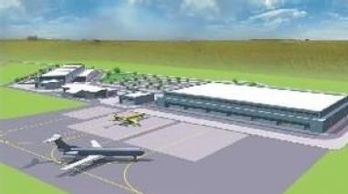 Voo inaugural do aeroporto de Beja agendado para as 18h20 de dia 13 de Abril