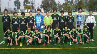"""Iniciados do FC Castrense """"fazem história"""" e vão jogar no Nacional em 2011/12"""