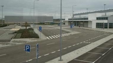 Câmara de Beja convida população a assistir à descolagem do primeiro voo no aeroporto