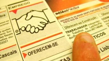 Desemprego no Alentejo diminui entre Março de 2010 e Março de 2011