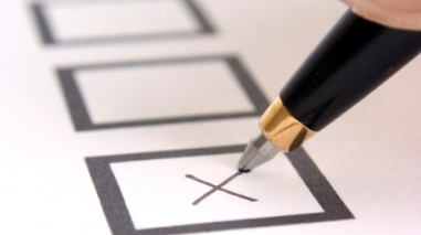 Ordem do boletim de voto para as legislativas no distrito de Beja definido