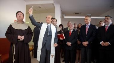 """Cavaco Silva inaugurou lar """"Entardecer Solidário – Apoio Social a Idosos"""