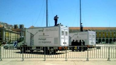 Bombeiros de Aljustrel recebem equipamento portátil para Rede SIRESP