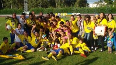 Rosairense vence Milfontes (3-2) e conquista Taça do Distrito de Beja 2010-2011