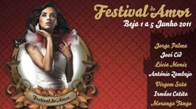 """Cidade de Beja """"apaixonada"""" e em festa com o Festival do Amor"""