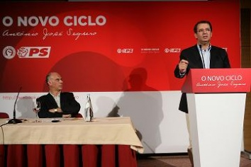 Beja: António José Seguro contesta políticas europeias no combate à crise