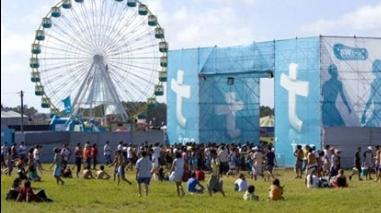 Zambujeira do Mar recebe milhares para o Festival Sudoeste 2011