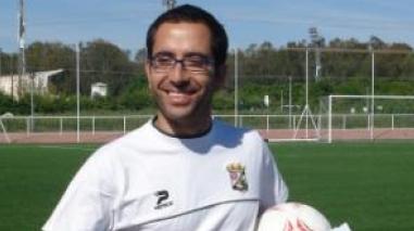 Acácio Santos estagiou com equipa técnica do FC Barcelona
