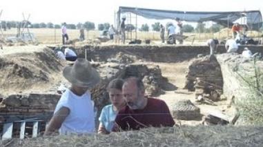 Ferreira do Alentejo: Trabalhos arqueológicos recomeçam no Monte da Chaminé