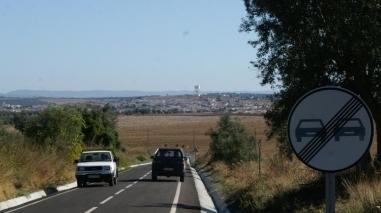Câmara de Beja inaugura requalificação da estrada municipal entre Beringel e Mombeja