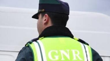 GNR de Moura detém três homens e recupera 11 espingardas e vários artigos furtados