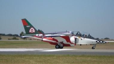 Base Aérea de Beja celebra 47º aniversário e tem novo comandante