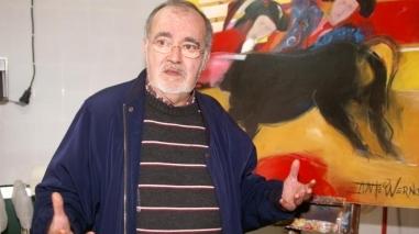 Exposição de serigrafias de António Inverno na Galeria do Desassossego