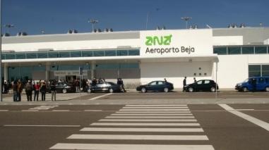 Aeroporto de Beja deve acolher dois voos previstos para Faro no domingo