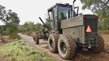 Câmara de Beja melhora vias rurais e cria caminhos florestais