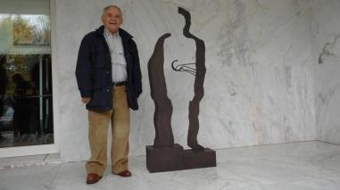 Espanho Enrique Ramos Guerra vence Prémio Ibérico de Escultura de Serpa