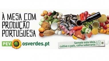 """Distrito de Beja recebe no fim-de-semana campanha nacional do Partido """"Os Verdes"""""""