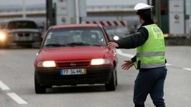 GNR de Beja intensifica patrulhamento e fiscalização rodoviária no Natal e Ano Novo