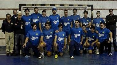 """Andebol da Zona Azul """"brilha"""" no campeonato nacional da 3ª divisão"""