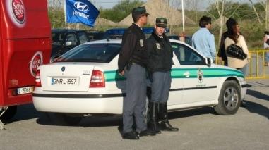 GNR detém suspeitos de assaltos em Odemira