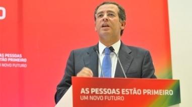 Ourique: António José Seguro acusa Governo de desistir de Portugal