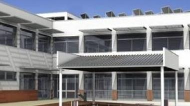 Câmara de Aljustrel lança primeira pedra para construção de centro escolar Vipasca