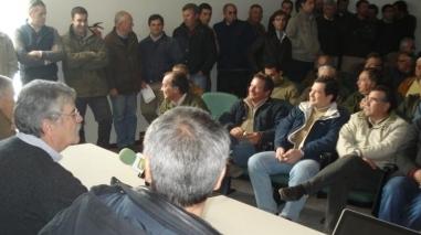Agricultores admitem processo judicial contra o Estado por atraso em Alqueva