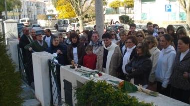 População de Beja reza pela memória das vítimas de Francisco Esperança