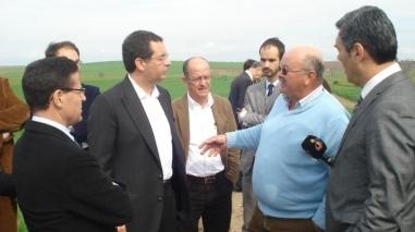 Líder do PS defende em Beja a antecipação das ajudas directas aos agricultores