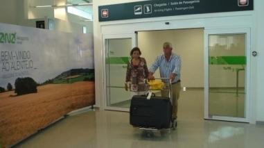 Segunda operação de voos da Alemanha para o aeroporto Beja já começou