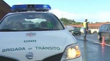 Sete feridos em acidentes rodoviários no distrito de Beja no fim-de-semana