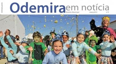 Boletim municipal da Câmara de Odemira ganha prémio nacional