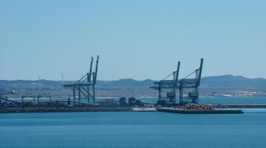 Terminal de contentores de Sines quadruplica capacidade após investimento de 78 milhões de euros