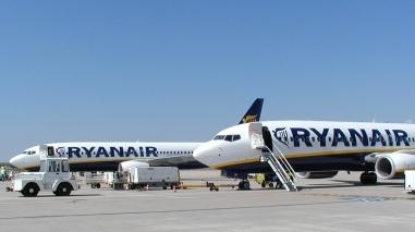 Ryanair não está interessada em operar no aeroporto de Beja