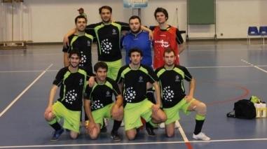 Equipa de futsal do IPBeja supera expectativas no campeonato distrital