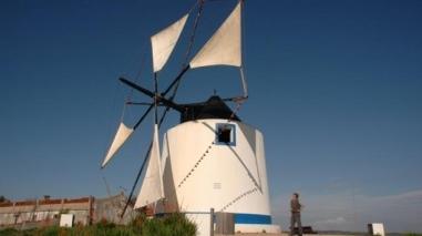 Câmara de Odemira abre portas a moinho de vento da vila