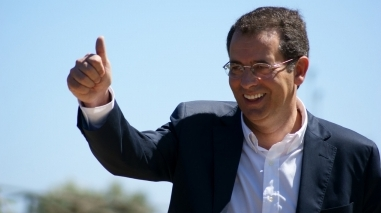 António José Seguro anuncia na Ovibeja que PS votará contra nova taxa alimentar