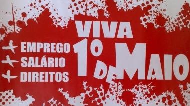 Sindicatos do distrito de Beja assinalam 1º de Maio com marcha e piqueniques