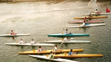 Praia fluvial da Mina de São Domingos vai ter pista de canoagem