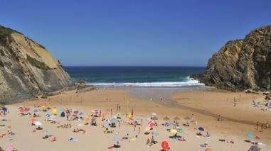 Quatro praias do concelho de Odemira com Bandeira Azul em 2012