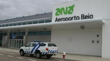 PSP vai ficar responsável pela segurança no aeroporto de Beja